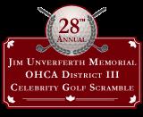 Celebrity Golf Scramble Logo